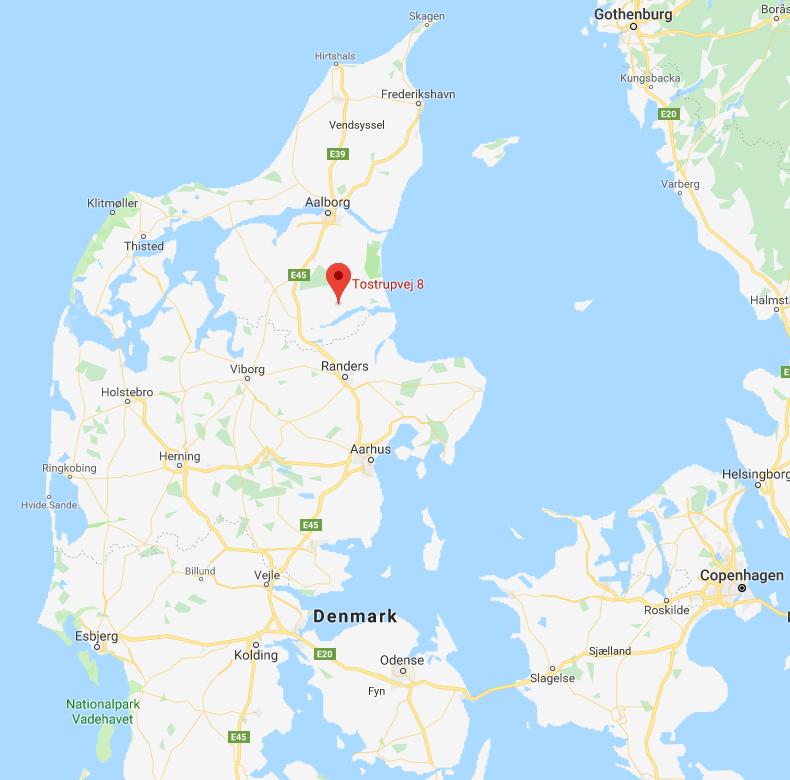 Tostrupvej 8, 9560 Hadsund